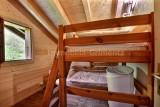 Chambre à lit superposés